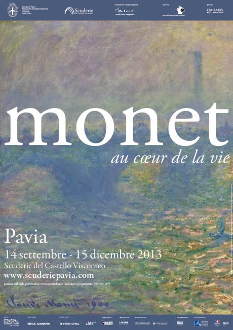 Monet a Pavia: lo storytelling culturale per conoscere l'autore e lacittà